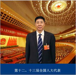 张董事长参加十三届全国人大二次会议